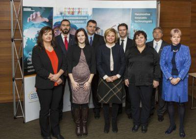 Enterprise Europe Network nagykövetei 2017